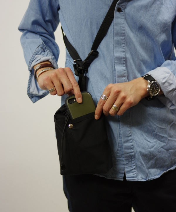 nunc/ヌンク Near Here Bag
