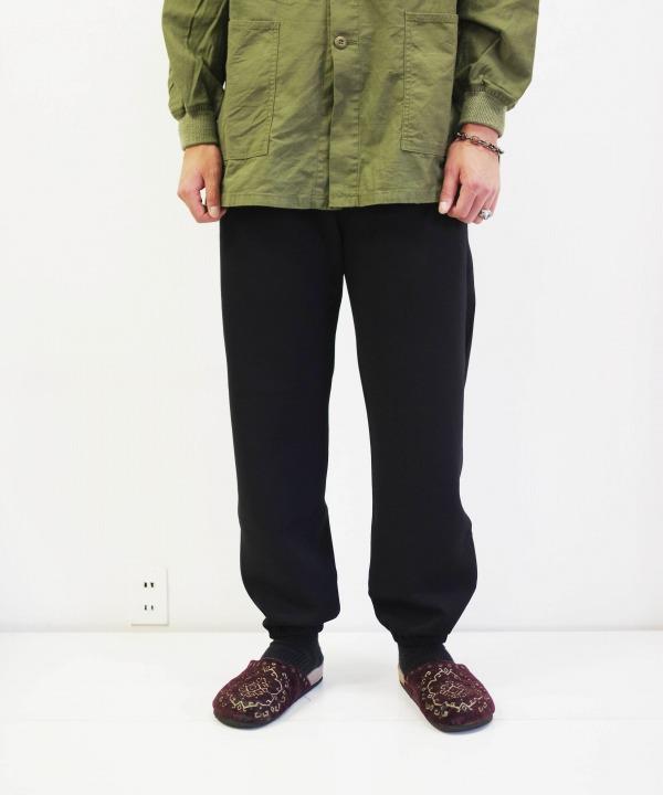 ニードルズ/Needles Zipped Sweat Pant - Pe/R/Pu Smooth Jersey (全2色)