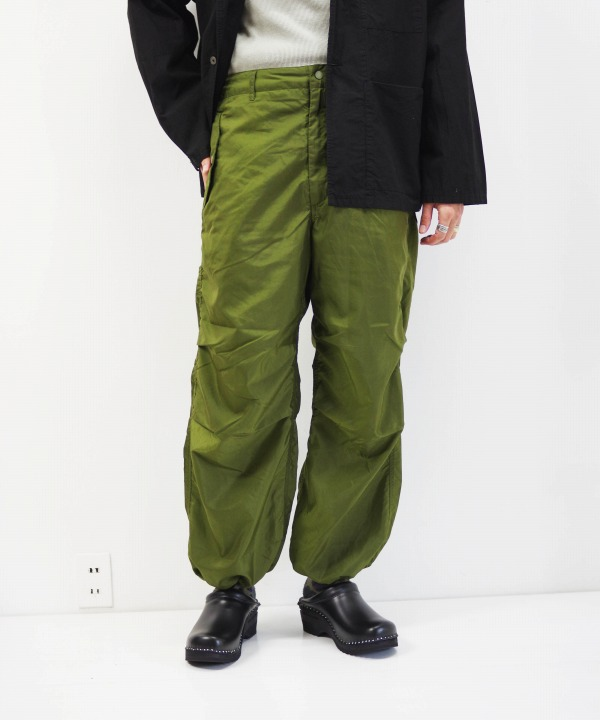 Engineered Garments/エンジニアド ガーメンツ Over Pant - Micro Ripstop (全2色)