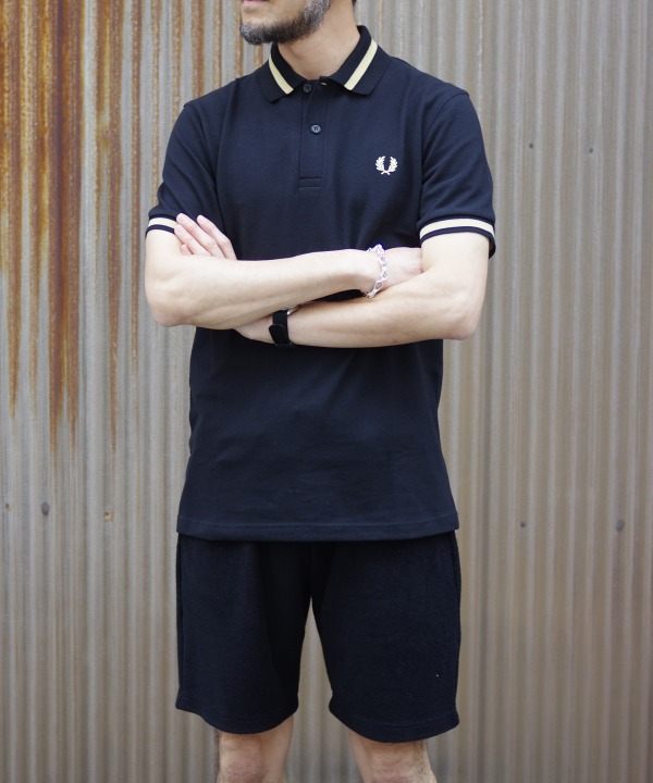 FRED PERRY/フレッドペリー REISSUES SINGLE TIPPED FRED PERRY SHIRT (全2色)