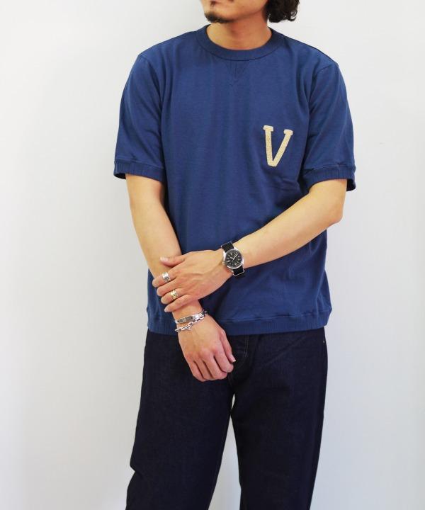 Jackman/ジャックマン Rib T-Shirt (全2色)