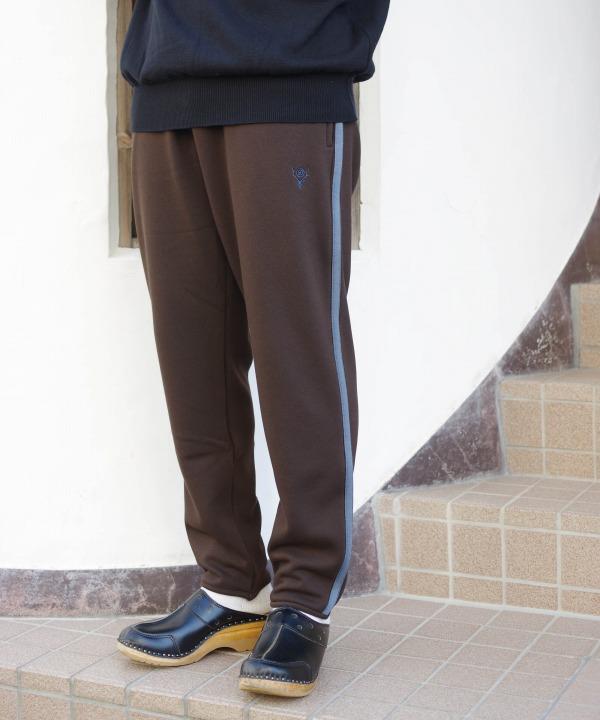 サウス2 ウエスト8/South2 West8  Trainer Pant - Pe/C/R Fleece Lined Jersey