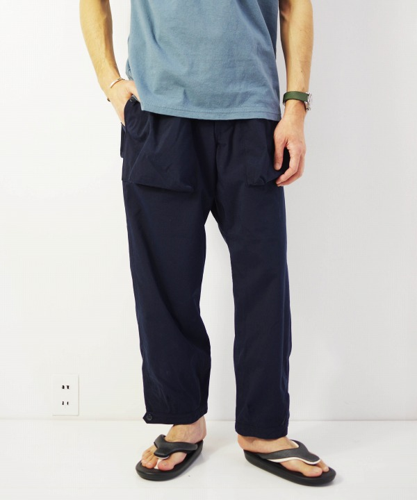 ササフラス/Sassafras Digs Crew Pants  4/5  Nylon Oxford