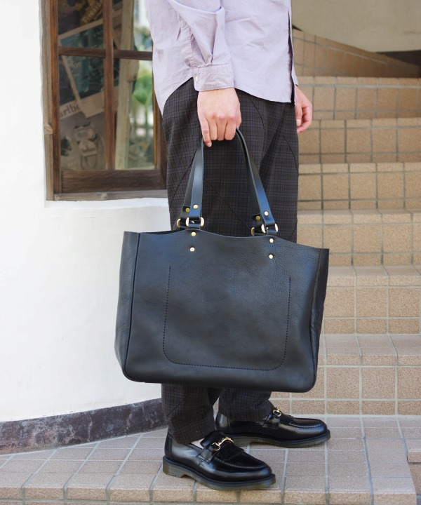 SLOW/スロウ bono -tote bag width type-