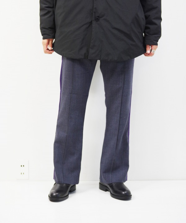 Needles/ニードルズ S.L. W.U. Boot-Cut Pant - Pe/T/L Cloth