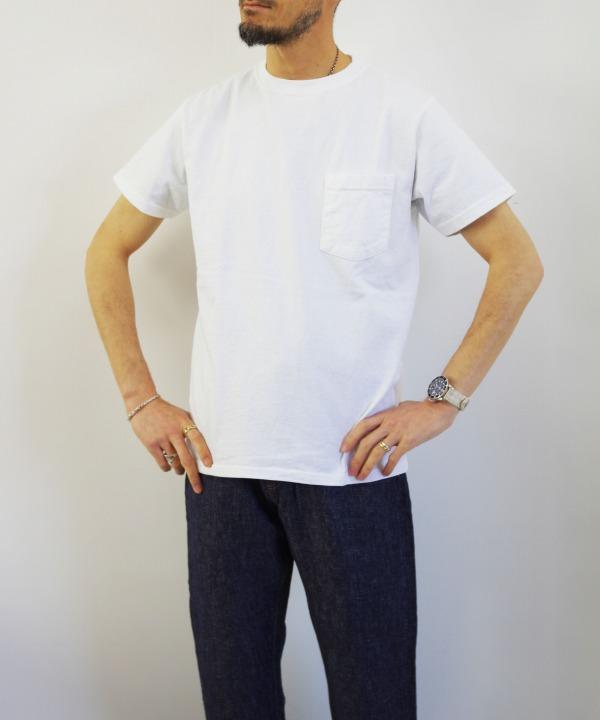 Goodwear/グッドウェア SS POCKET TEE (全6色)