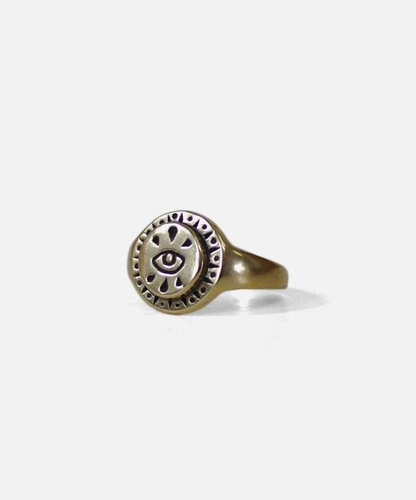 LHN JEWELRY/エルエイチエヌジュエリー Small All Seeing Eye Ring