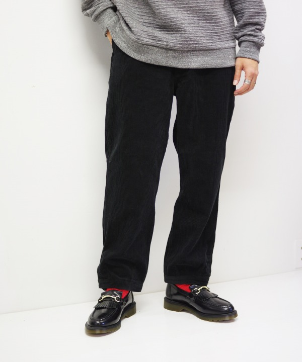 Sassafras/ササフラス Sprayer Stream Pants 4/5 - 8W Corduroy