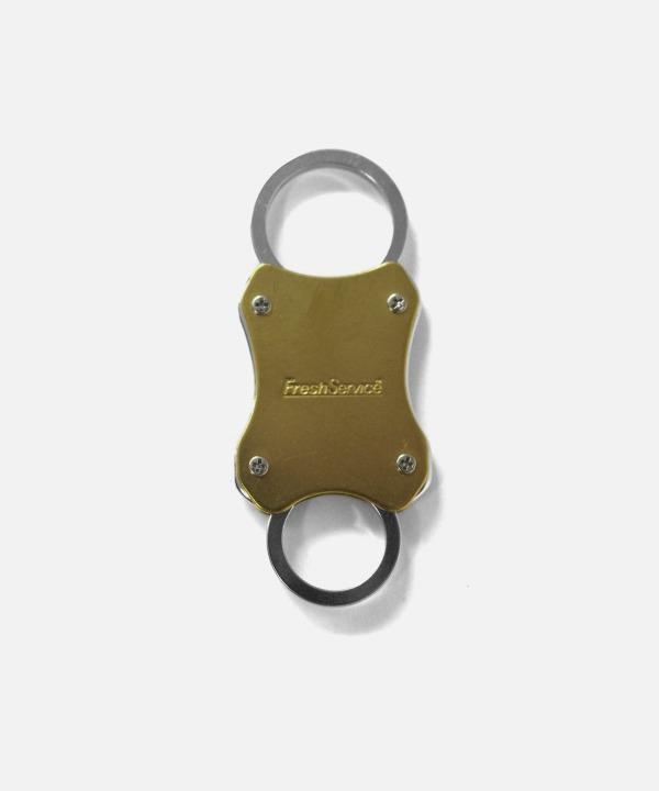 FreshService/フレッシュサービス Spring Key Ring