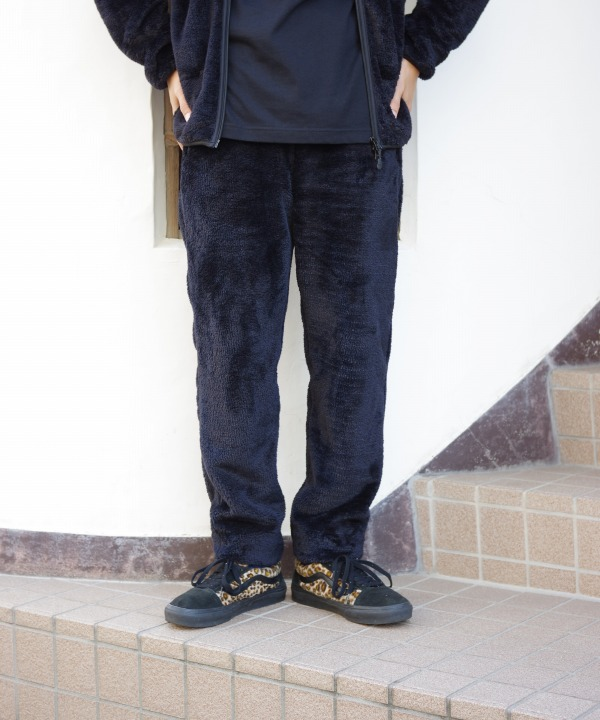 Needles Sportswear/ニードルズ スポーツウェア String Easy Pant - Micro Fleece(全3色)