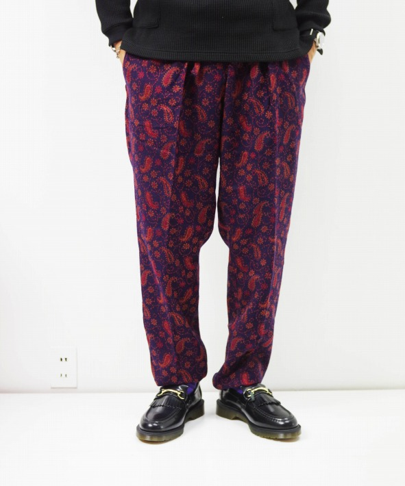 South2 West8/サウス2 ウエスト8 String Slack Pant - India Jq. (全2色)