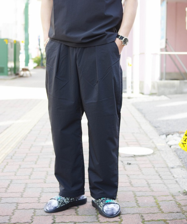 TEATORA/テアトラ WALLET PANTS RESORT - DOCTOROID(全2色)