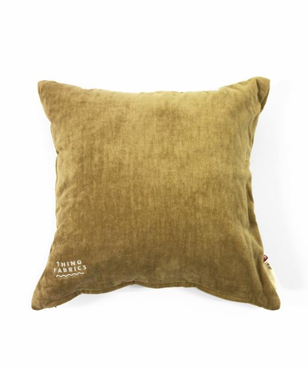 tHING FABRICS/シングファブリックス TF Cushion(全4色)