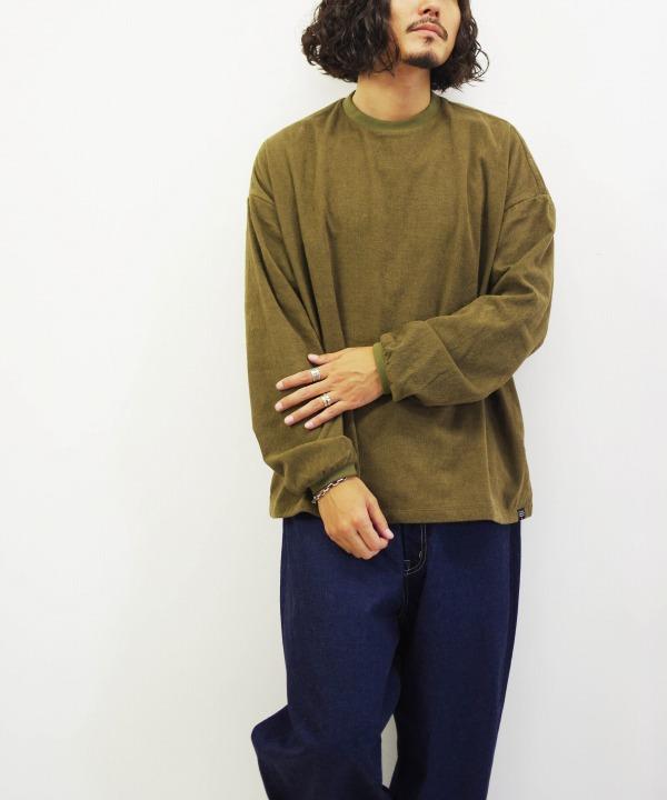 シングファブリックス/THING FABRICS TF Long sleeve T-shirt(全2色)