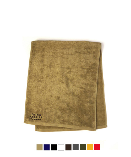 tHING FABRICS/シングファブリックス TIP TOP 365 face towel 【MAPSの定番】