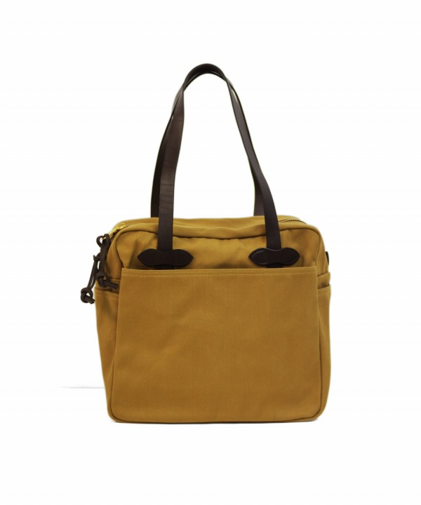 FILSON/フィルソン TOTE BAG with ZIPPER