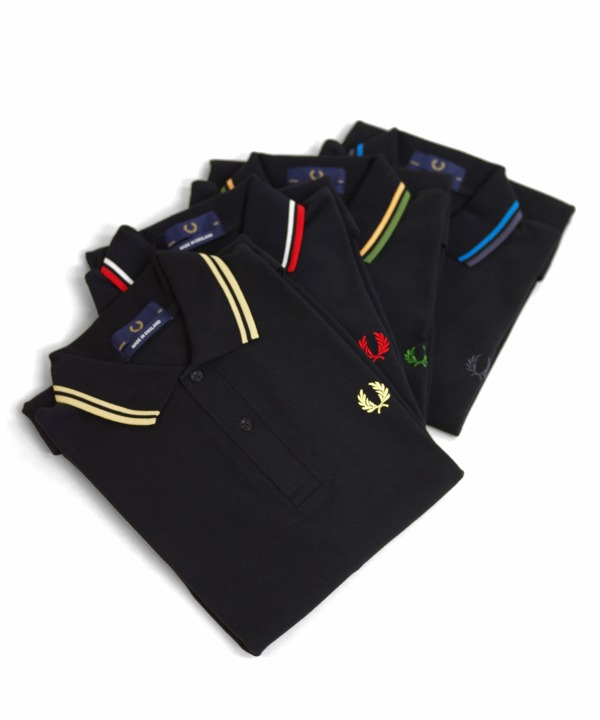 FRED PERRY/フレッドペリー TWIN TIPPED FRED PERRY SHIRT