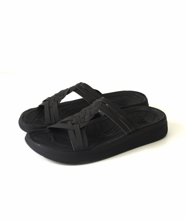 MALIBU SANDALS/マリブサンダルズ Trancas - Vegan Leather(全2色)