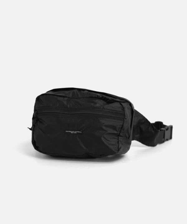 Engineered Garments/エンジニアド ガーメンツ UL Waistpack - Black 【MAPSの定番】
