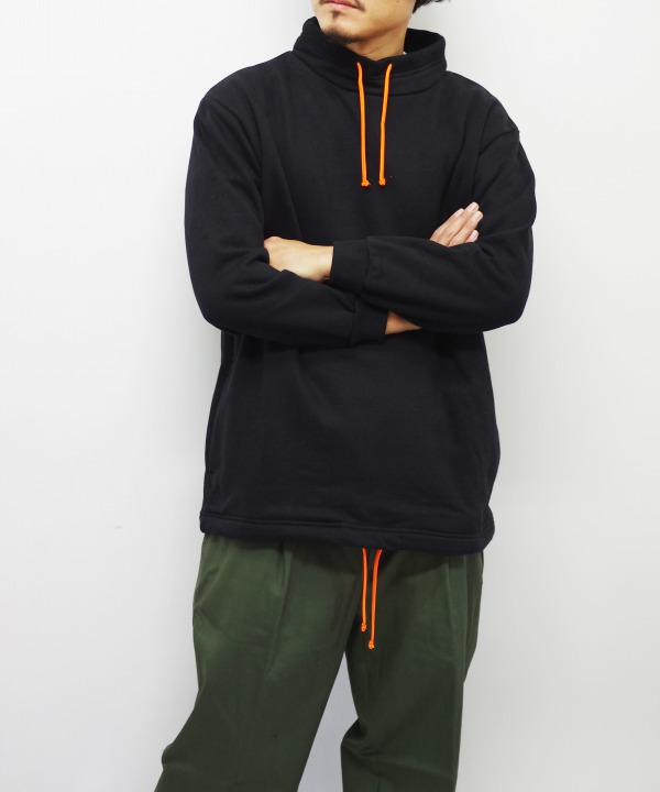 PANNILL/パニール UNISEX Fleece Bottle Neck (全2色)