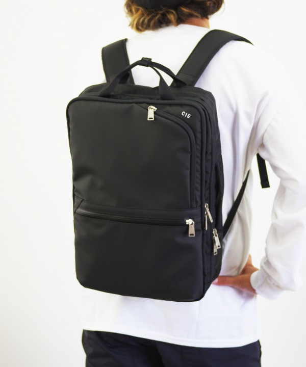 CIE/シー VARIOUS 2WAY BACKPACK
