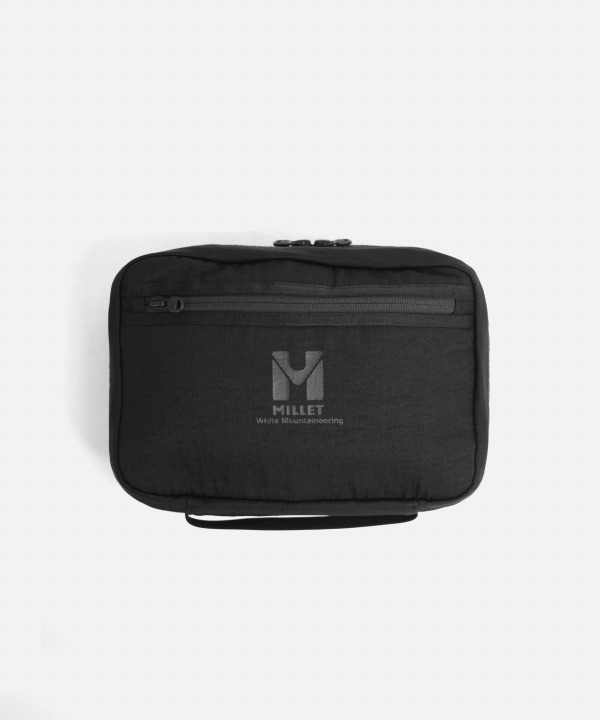 White Mountaineering x MILLET/ホワイトマウンテニアリング x ミレー VOYAGE POUCH