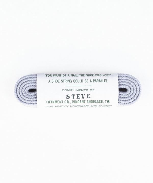 ヴィンセントシューレース/VINCENT SHOELACE STEVE GRAY