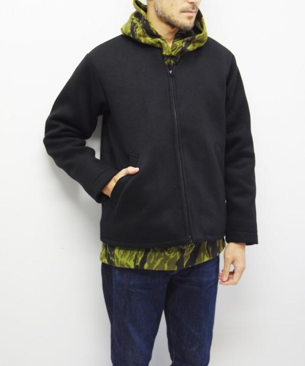 Jackman/ジャックマン Varsity Jacket