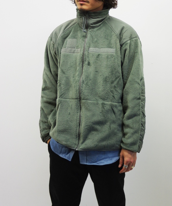 MILITARY/ミリタリー GEN III COLD WHEATHER FLEECE JACKET