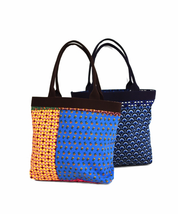Bohemians/ボヘミアンズ WILD WEST PATCH TOTE BAG M