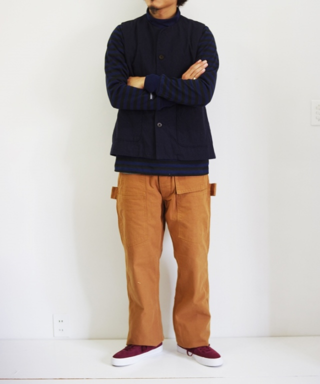 Sassafras/ササフラス Whole Pruner Pants - Duck (全2色)