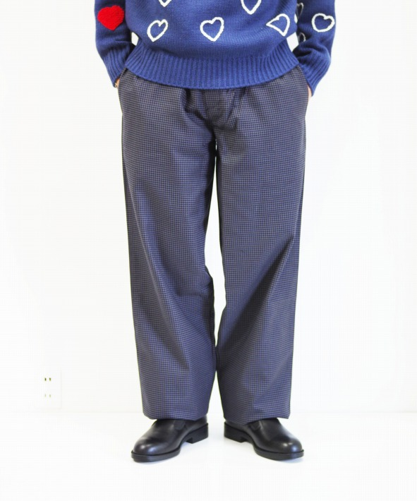 UNCOMMON THREADS/アンコモンスレッズ YARN DYE CHEF PANT (全2色)