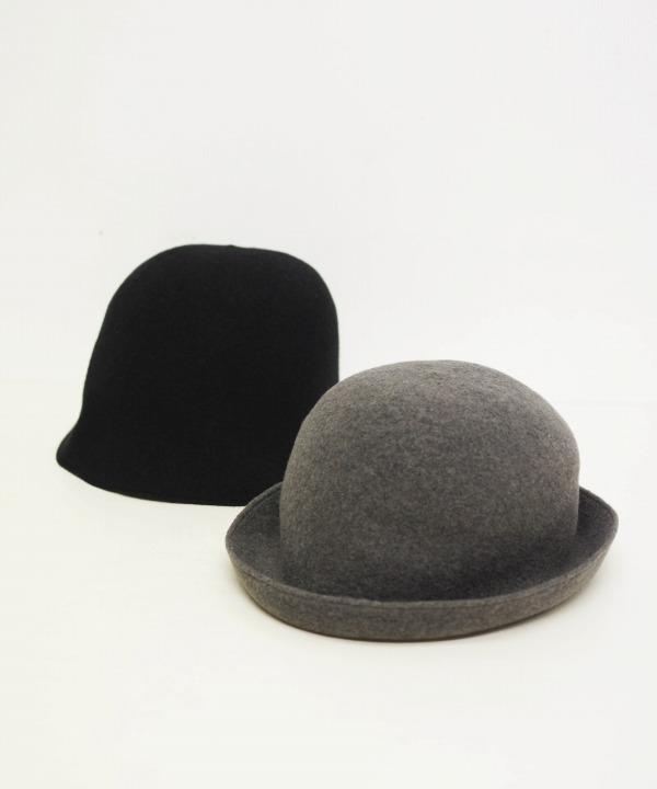 mature ha./マチュアーハ bell hat lamb (全2色)