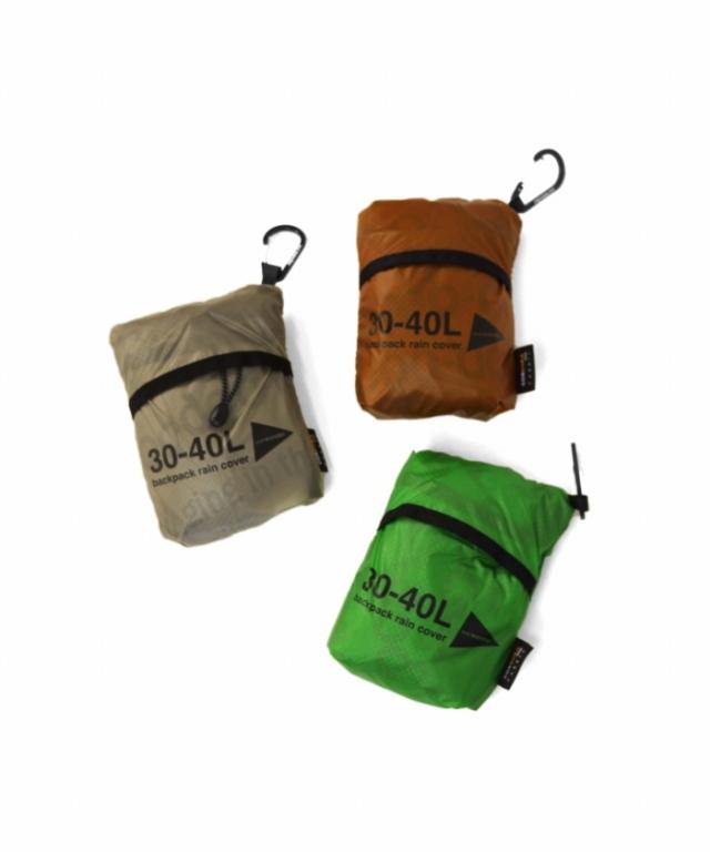 アンドワンダー/and wander  sil cover bag