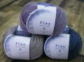 ハマナカ フラックスK 綿麻混紡のストレートヤーン 安心の日本製