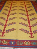 キリム NEW コンヤ産 草木染 294x224cm リビングサイズ