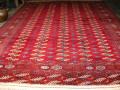 トルクメンブハラオールド じゅうたん316x239cm手織りラグ