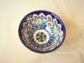 ウズベキスタンを代表する工芸品のリシタン陶器のボール タイプ【B】