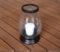 アメリカで大人気の雑貨屋さんのシックなランプ形キャンドルホルダー