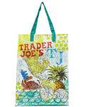 Trader Joe's(トレーダージョーズ)のオリジナルエコバッグ トロピカル
