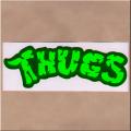 【カッティングステッカー】THUGS