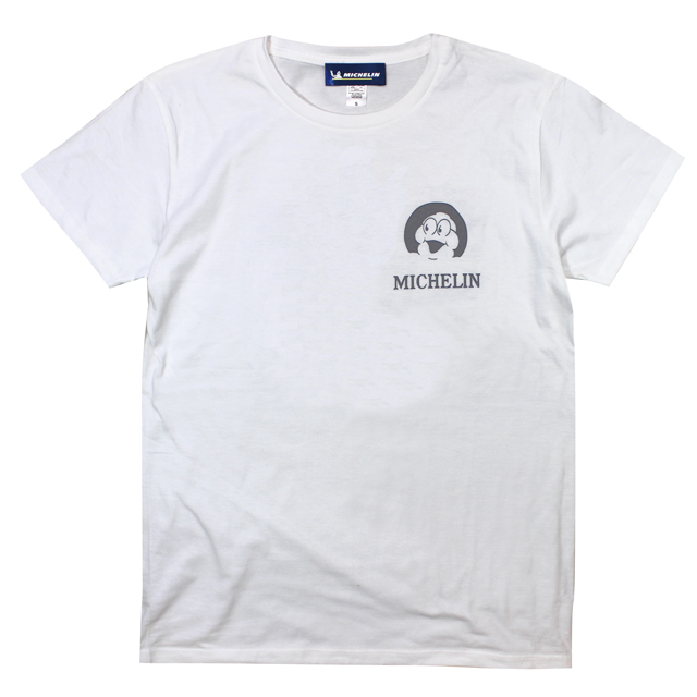 T-Shirts/Comic/White/Michelin