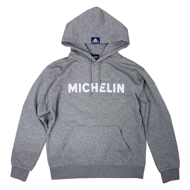 PO Sweat Hoodie2/Michelin/Gray