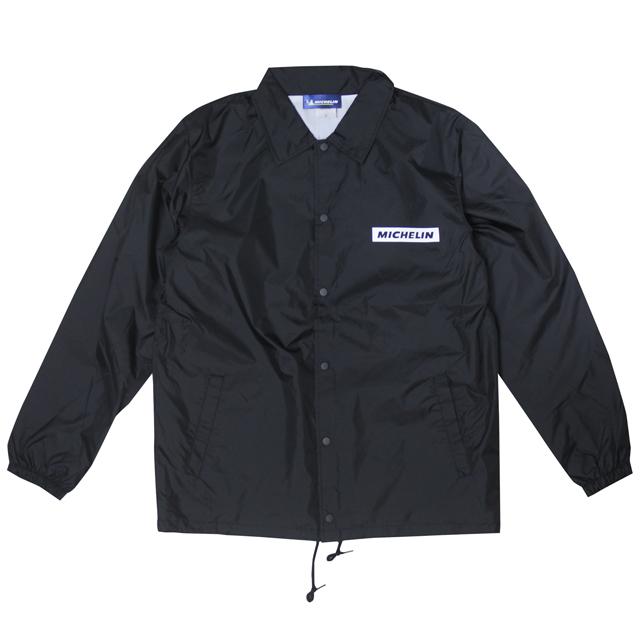 Coach Jacket/Moto/Black