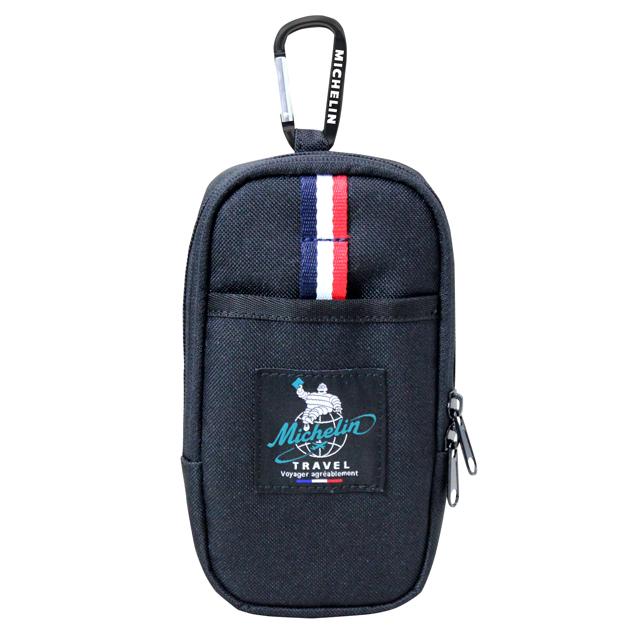 Multi pouch/Black/Michelin(232770)【ネコポス便可】