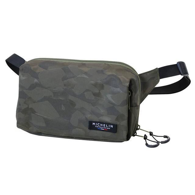Multi Organizer bag/Michelin/Geo camo Olive(232916)