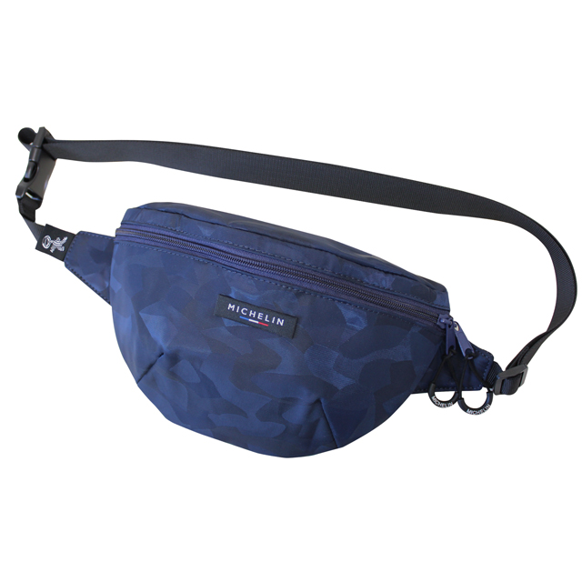 Waist bag/Michelin/Geo camo Navy(232947)