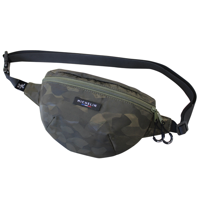 Waist bag/Michelin/Geo camo Olive(232954)