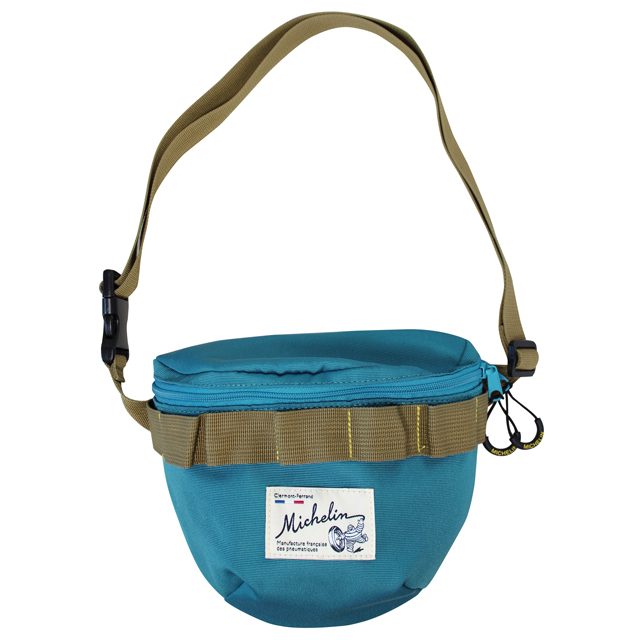 Waist pouch/Michelin/Aqua blue(232985)