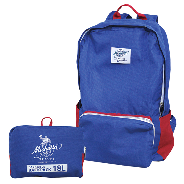 Packable backpack/Tricolor/Michelin(233104)